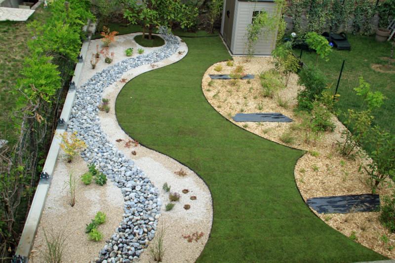 Skapland jardins mises en s ve for Photo jardin mineral et vegetal